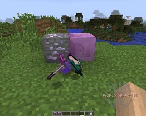 Elemental Power [1.7.2] para Minecraft