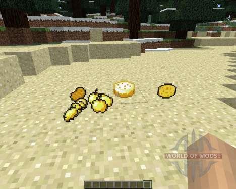 ShinyFood [1.6.4] para Minecraft