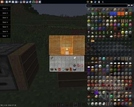 TwoTility [1.7.10] para Minecraft