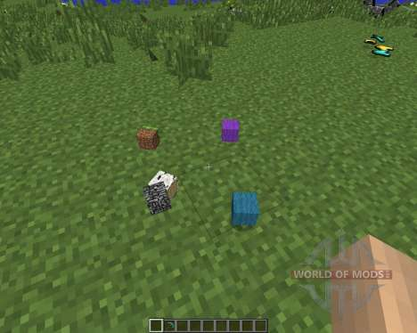 Item Drop Physics [1.7.2] para Minecraft