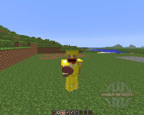 More Meat 2 [1.6.4] para Minecraft