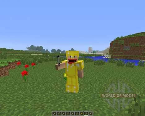 Pogo Stick [1.6.4] para Minecraft