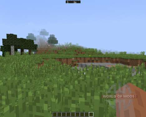 DirectionHUD [1.8] para Minecraft