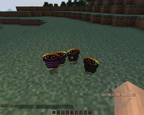 Ender Tanks [1.7.2] para Minecraft