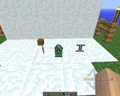 Unique Artifacts [1.5.2] para Minecraft