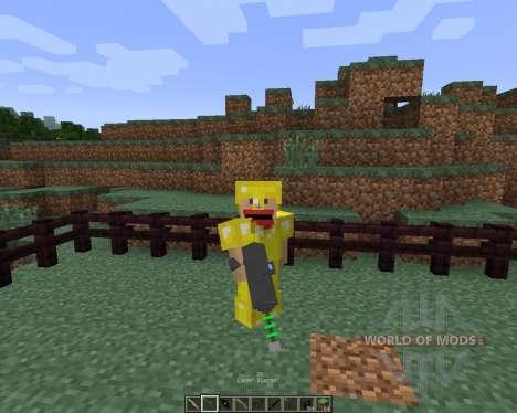 Weapons [1.7.2] para Minecraft