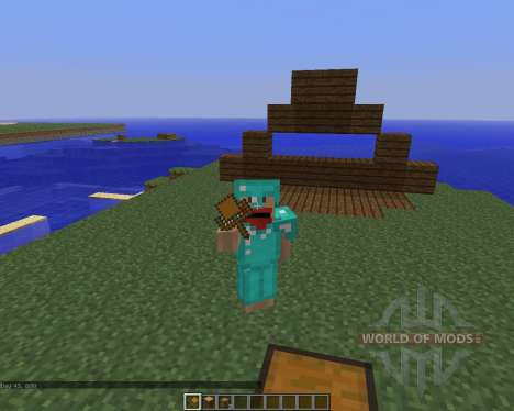 Chest Transporter [1.5.2] para Minecraft