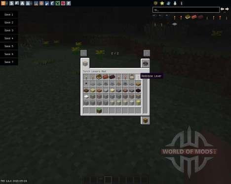 Torch Levers [1.6.4] para Minecraft