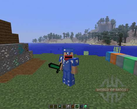 Miners Heaven [1.5.2] para Minecraft