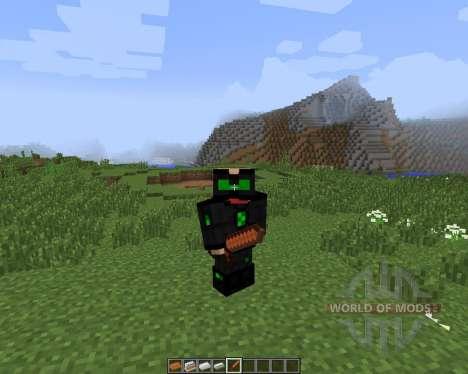 Industrial Craft 2 [1.7.2] para Minecraft
