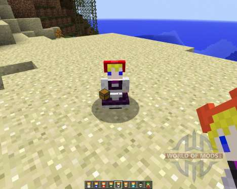 Touhou Alices Doll [1.7.2] para Minecraft