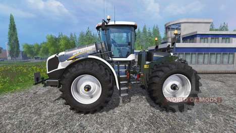New Holland T9.560 white fix para Farming Simulator 2015