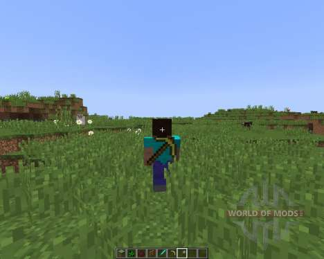 Back Tools [1.8] para Minecraft
