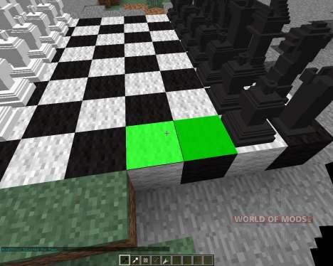 MineChess [1.7.2] para Minecraft