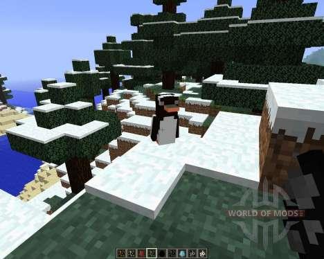 Rancraft Penguins [1.6.4] para Minecraft