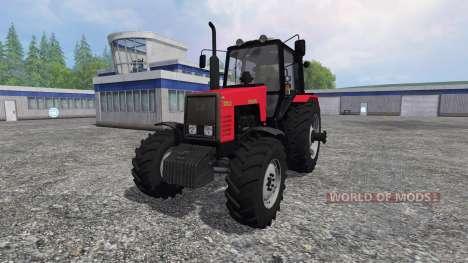 MTZ-1221.2 para Farming Simulator 2015