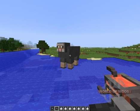 Gravity Gun [1.8] para Minecraft