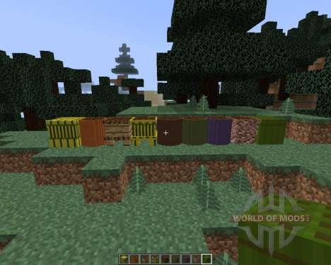 Plant Mega Pack [1.8] para Minecraft
