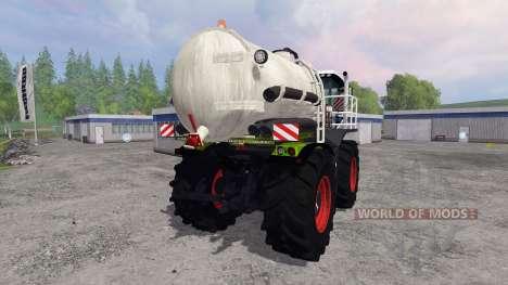 CLAAS Xerion 3800 Saddle Trac para Farming Simulator 2015