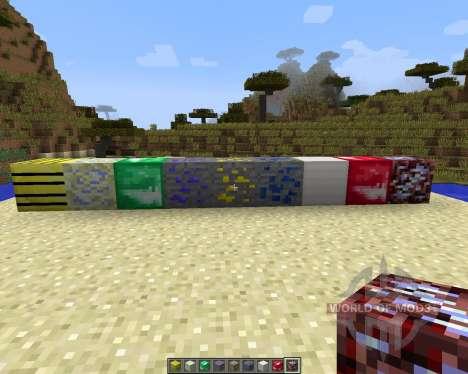 More Minecraft [1.7.2] para Minecraft