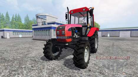 Bielorrusia-1025.3 lavable para Farming Simulator 2015