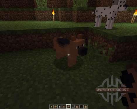 Copious Dogs [1.6.2] para Minecraft