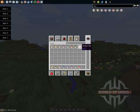 Flower Tea [1.7.2] para Minecraft