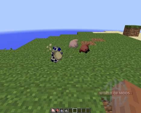 Birds para Minecraft