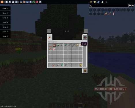 Mine Painter [1.6.4] para Minecraft
