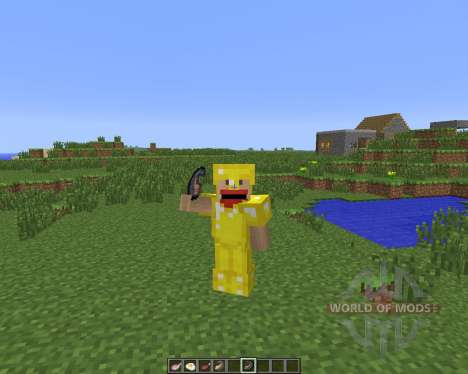 Yet Another Food [1.6.4] para Minecraft