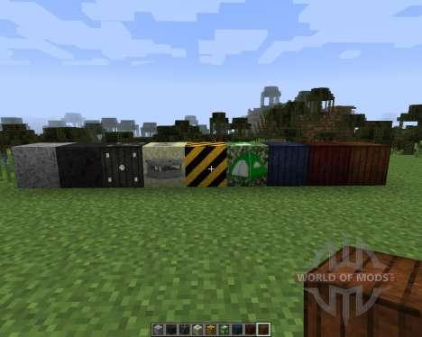 WarStuff [1.7.2] para Minecraft