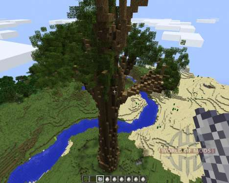 Massive Trees [1.6.2] para Minecraft