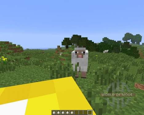 Improved First Person [1.6.4] para Minecraft