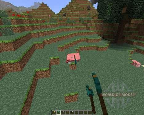 Tomahawk [1.6.4] para Minecraft