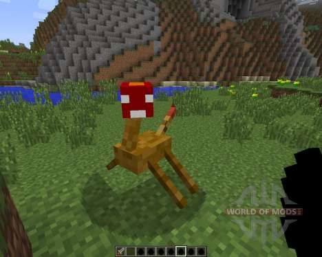 Fake (Monster) Ores [1.7.2] para Minecraft