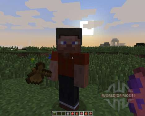 Mo People [1.7.2] para Minecraft
