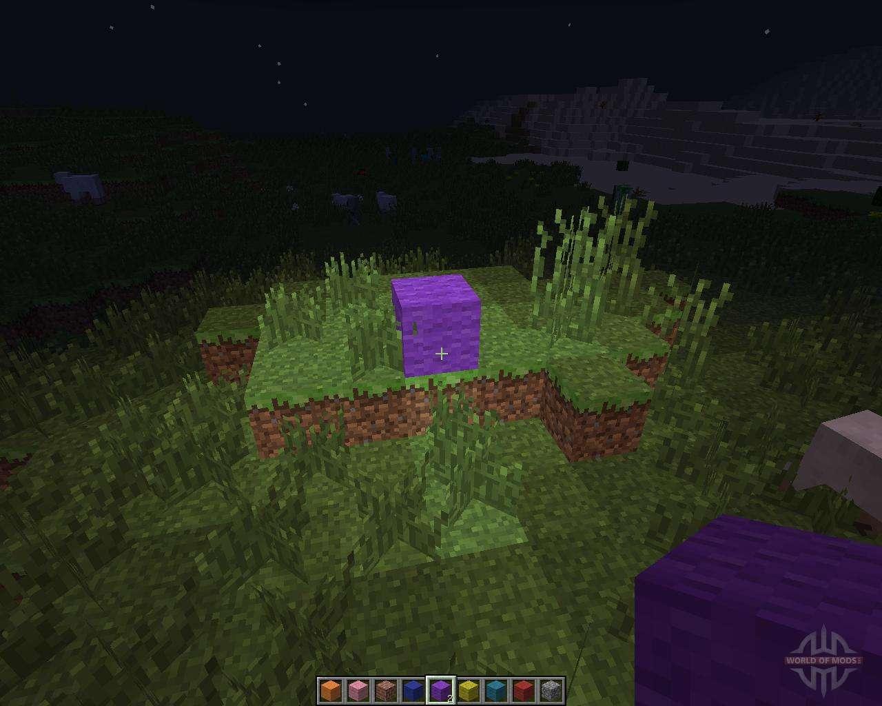 Camo Lights 1 7 10 Para Minecraft