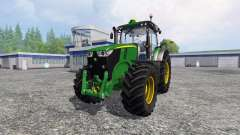 John Deere 7200R new version
