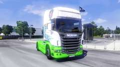 La piel Gryf para Scania camión para Euro Truck Simulator 2