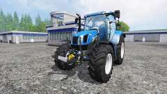 New Holland T6.160 Potencia Rural para Farming Simulator 2015