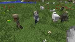 Walking Dead [1.6.4] para Minecraft