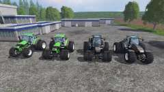 Deutz-Fahr Agrotron 7250 Dynamic8 v1.3 [pack]