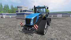 New Holland T9.670 SmartTrax v2.0