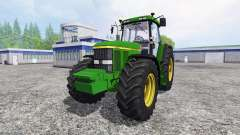 John Deere 7810 FW real turbine sound v1.1