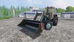 UMZ-CL loader