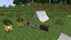 The Camping [1.7.10] para Minecraft