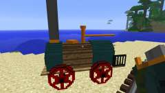 Rails of War Mod [1.5.2]