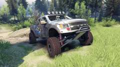 Ford Raptor Pre-Runner v1.1 monster para Spin Tires
