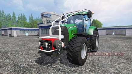 Case IH Puma CVX 160 Passion Paysage para Farming Simulator 2015