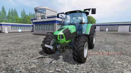 Deutz-Fahr 5110 TTV para Farming Simulator 2015